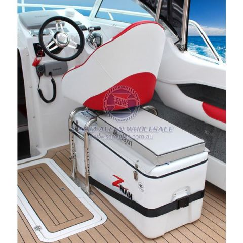 Boat seat Relaxn Space frame pedestal 293816-293614