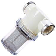 """Raw water filters strainers 1/2  3/4  1"""" 1 1/4"""