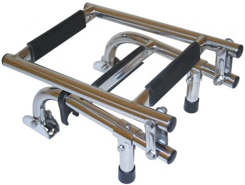 Stainless Boarding Ladder - Narrow
