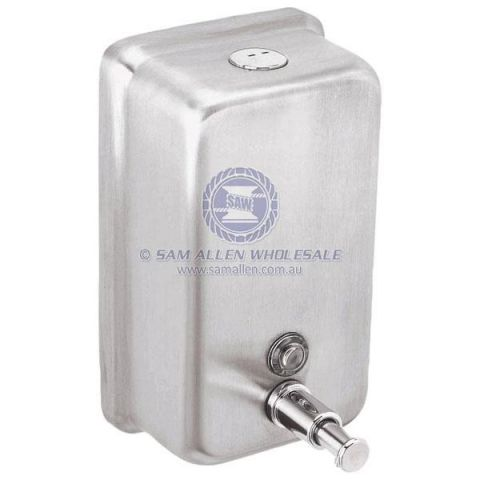 Soap dispenser Stainless Steel 30372