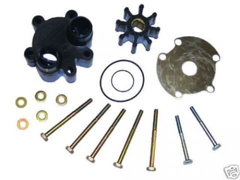 Mercruiser Bravo water pump kit replacement 18-3150 or 46-807151A14