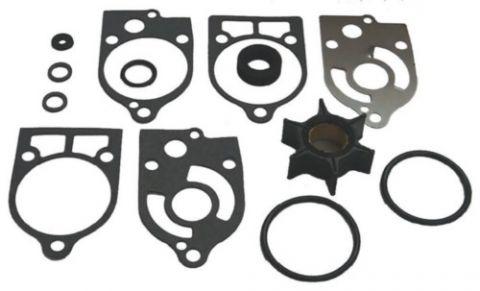 Sierra parts Mercury Pump Kit - Merc® suits OEM 47-89983Q1 & 47-89983T2 18-3207