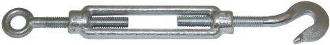 Turnbuckles - Galvanised Steel