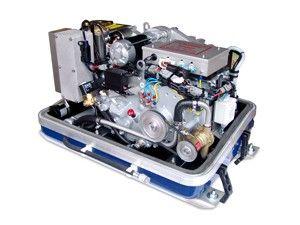 Marine Generator Diesel Fischer Panda 337020 iSeries 5000i PMS