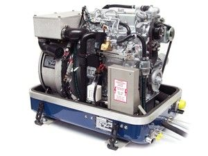 Marine Generator Diesel Fischer Panda 337056 iSeries 15000i PMS
