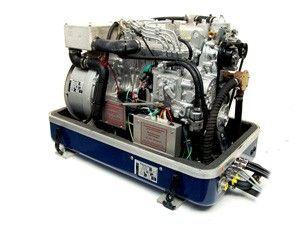 Marine Generator Diesel Fischer Panda Fischer Panda iSeries 25i PMS 337082