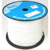 Plaited Polyester Rope Blue - 4mm x 500m