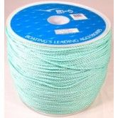 Aquadan 3 Strand Rope 6mm x 500m flanged reel