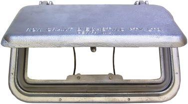 Scupper  Drains  -   Aluminium  Alloy