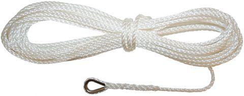 Spliced  Silver  Anchor  Ropes