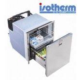 Boat fridge 55 Litre S/S Drawer Freezer