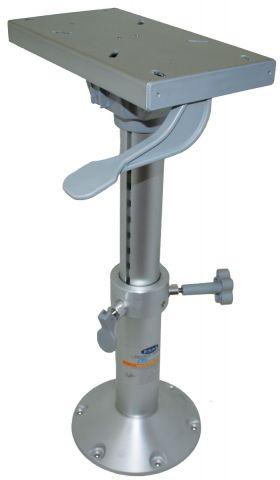 Adjustable Pedestals With Seat Slide