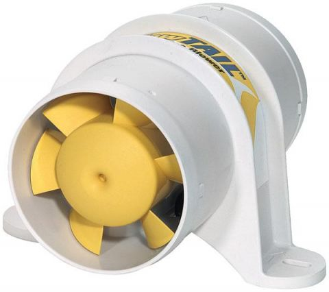 Marine SHURflo BILGE BLOWERS 3 and 4 inch