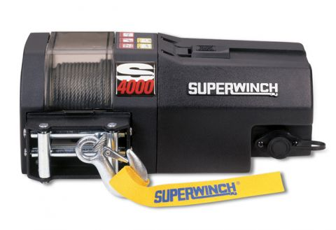 Trailer winches Powerwinch with Remote S4000