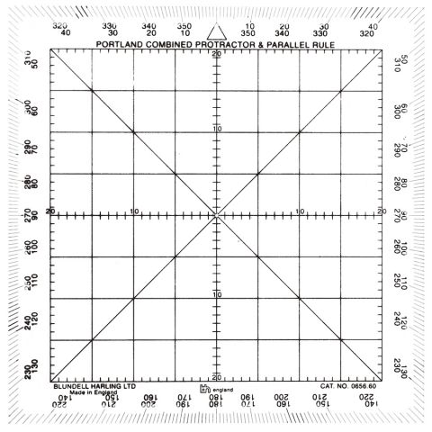 Square  Protractor