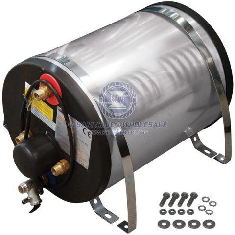 ATI BOAT MARINE Water Heaters ATI DI MARIANI DOUBLE HEAT EXCHANGER