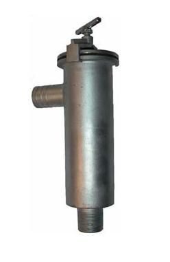 SEAWATER STRAINERS STAINLESS STEEL
