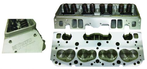 Vortec Cylinder heads PAIR High performance 18-4503