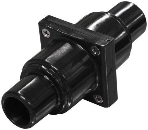 Dual size non return valves