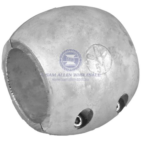 """Prop Shaft Anodes 3/4"""" to 3""""inch"""