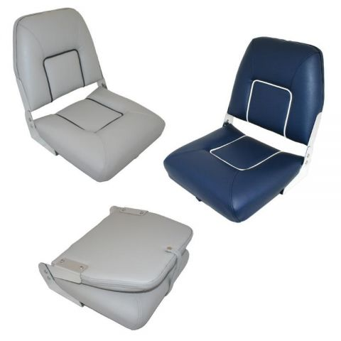 "FOLDING UPHOLSTERED SEATS - ""BOSUN"" RWB5020 RWB5021"