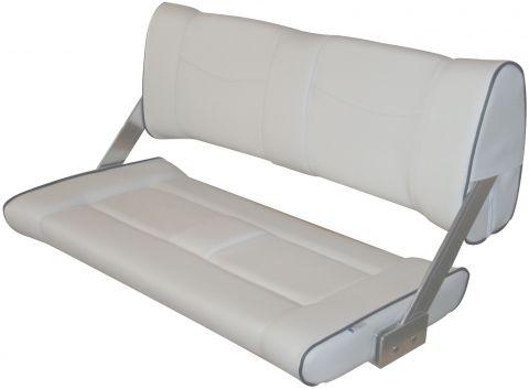 Double Flip-Back Seats