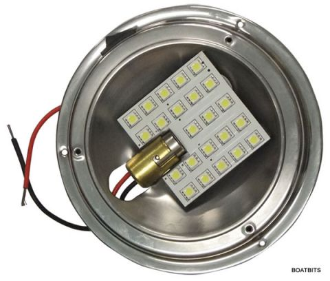 LED dome and square light conversion kit 12-30v