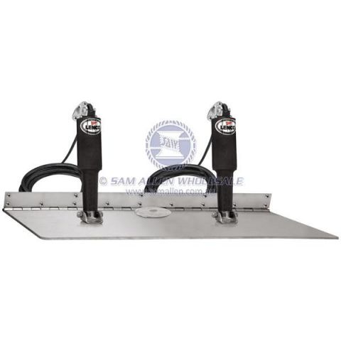LENCO SUPER STRONG Trim Tabs Dual actuator
