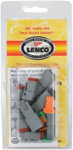 Marine LENCO Ex Harnesses C/Boxes accessories