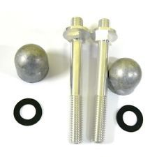 MERCRUISER Lower transom Anode bolt kit 55989A8