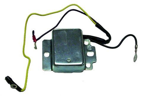 Sierra 18-5711 parts Voltage regulator OMC VSH-6201AFY, OMC 383440