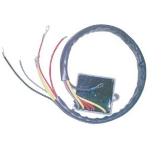 Sierra parts Voltage regulator Mercury 18-5741