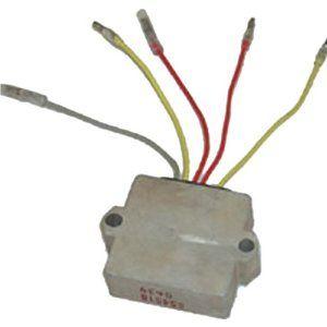 Sierra parts Voltage regulator Mercury 18-5743