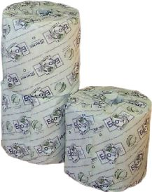 Toilet Rolls Bulk ECO Soft
