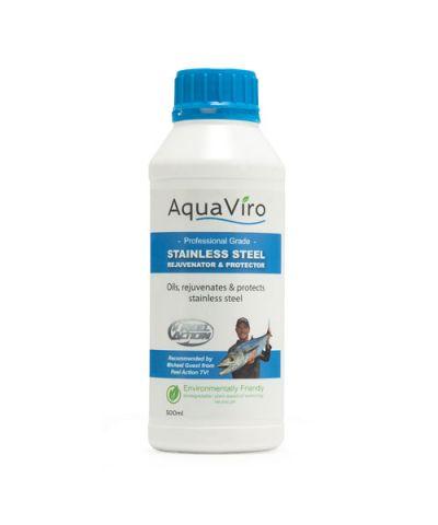 Aquaviro Stainless Rejuvenator & Protector