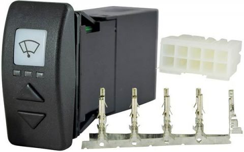 AFI Intelligent Wiper Switch Kit - 12/24v