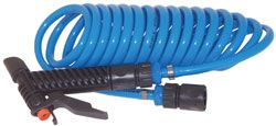 Johnson  Hose Coil Deckwash hoses with gun 60002w