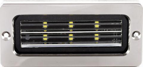 "BLUEFIN ""Firefly"" LED Stainless Flood Lights"