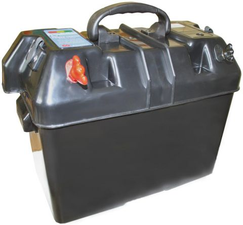 """Power Centre"" Battery Box"