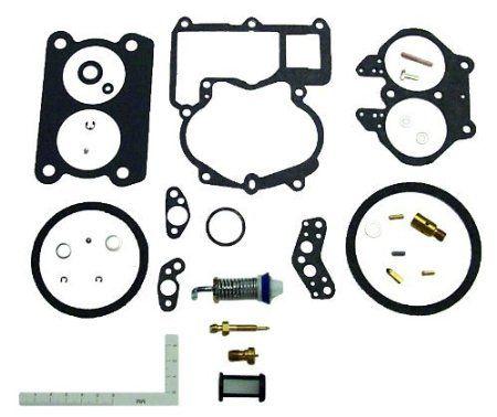 Mercarb dual barrell carburetor kit 3302-804844002