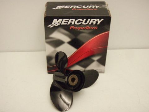 Propeller Mercury genuine with hub to suit 40 4stroke (not bigfoot) 48-73140A45
