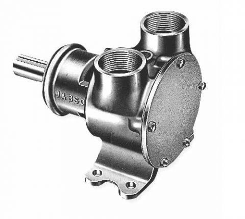 Jabsco Caterpillar 7W8019 7W8029  7420-1001 pump