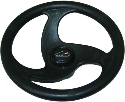 "Sports Wheel ""Sigma"" 3 Spoke"