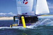 Plastimo boating Regatta Training Buoy 1.8m x 260mm rwb8212