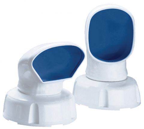 Plastimo Flexible Cowl Ventilators - Cool-N-Dry Dorade Box Vents