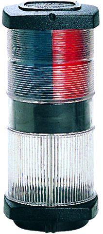 "LED ""Classic 20"" Navigation Lights - 20 Mtr - TRI-WHITE Light - Base Mount"