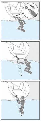 Safety  Ladder - Flush  Mount
