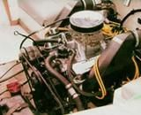 Chrysler 440 7.3 Litre Big Block Stainless Steel Manifold HT22