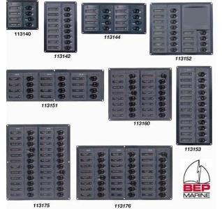 Contour 24 Breaker Panel - no meter 113175
