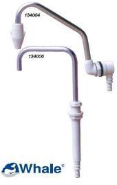 Tuckaway Faucet - White 134004